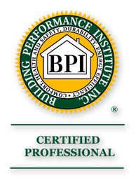 BPI Building Analysis Energy Efficient Incentives Certified